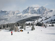 Gran Risa: a downhill ski slope with a history