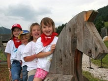 Summer for Kids - Kinder Aktivurlaub in den Dolomiten